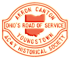 Logo for the AC&Y Historical Society
